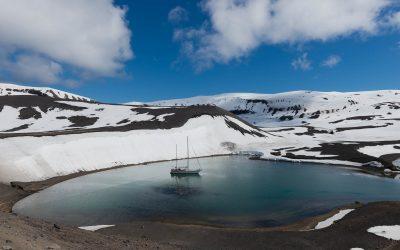 Descubre cómo es viajar a la Antártida al modo de los antiguos exploradores